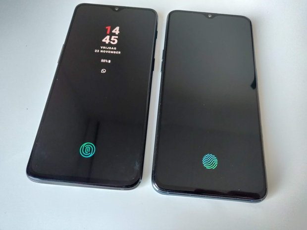 OPPO RX17 Pro OnePlus 6T