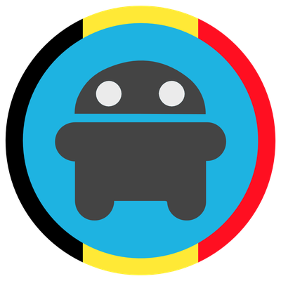 Androidworld BE België logo