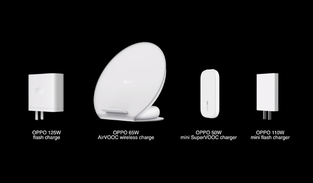 OPPO snelladers