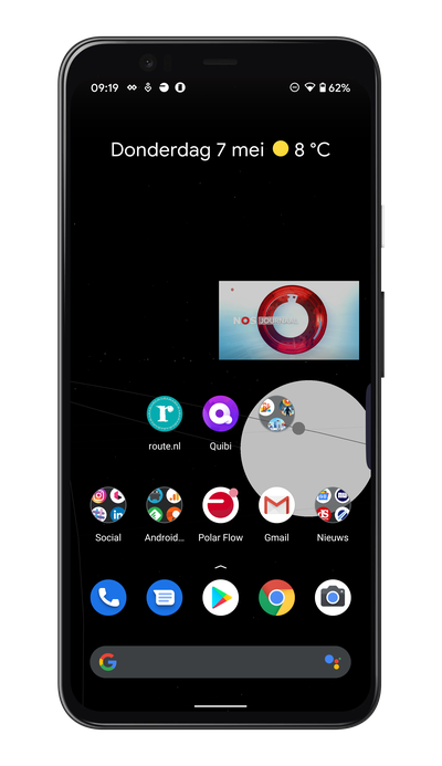 Android 11 Developer Preview 4 - picture-in-picture