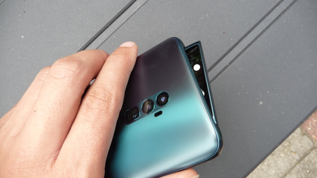 OPPO Reno pop-up