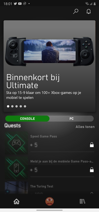 Note 20 Ultra - Xbox Game Pass