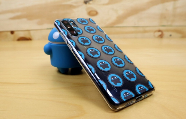 Smartphonehoesje Androidworld