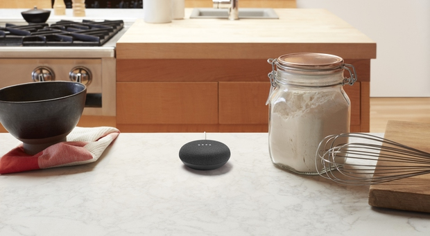 Google Home Mini keuken
